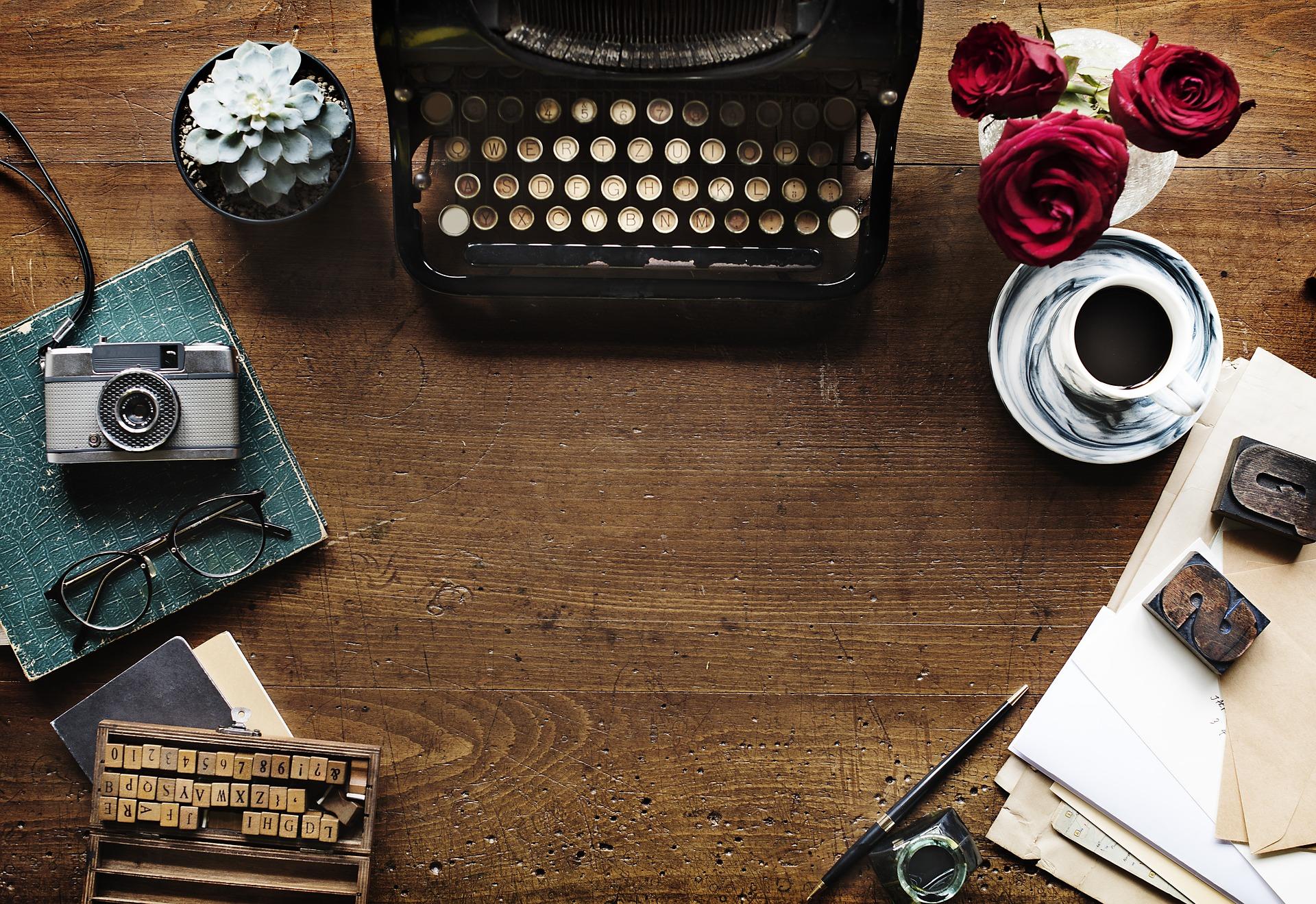 Schreibmaschine Schreiben Arbeiten
