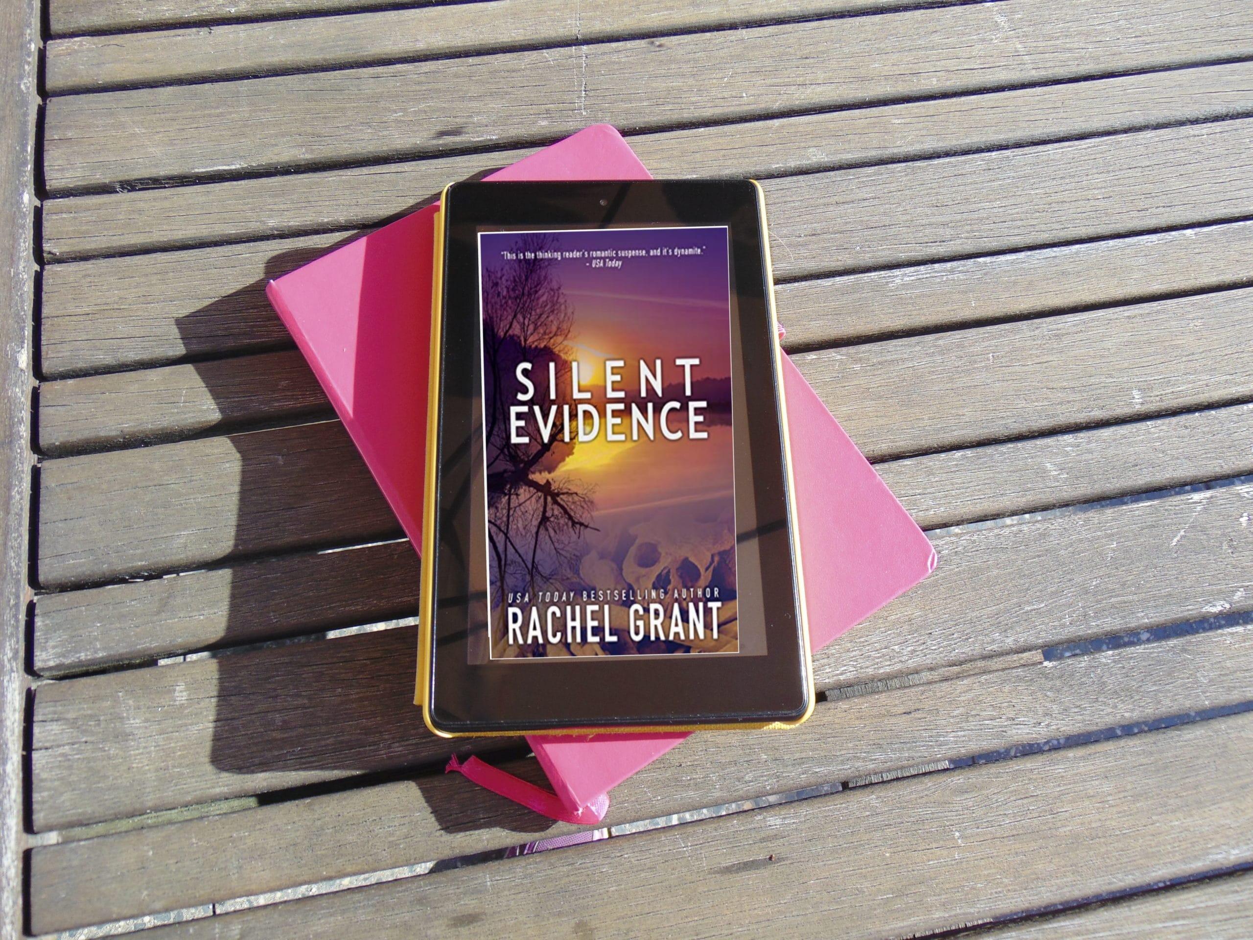 Silent Evidence auf E-Reader